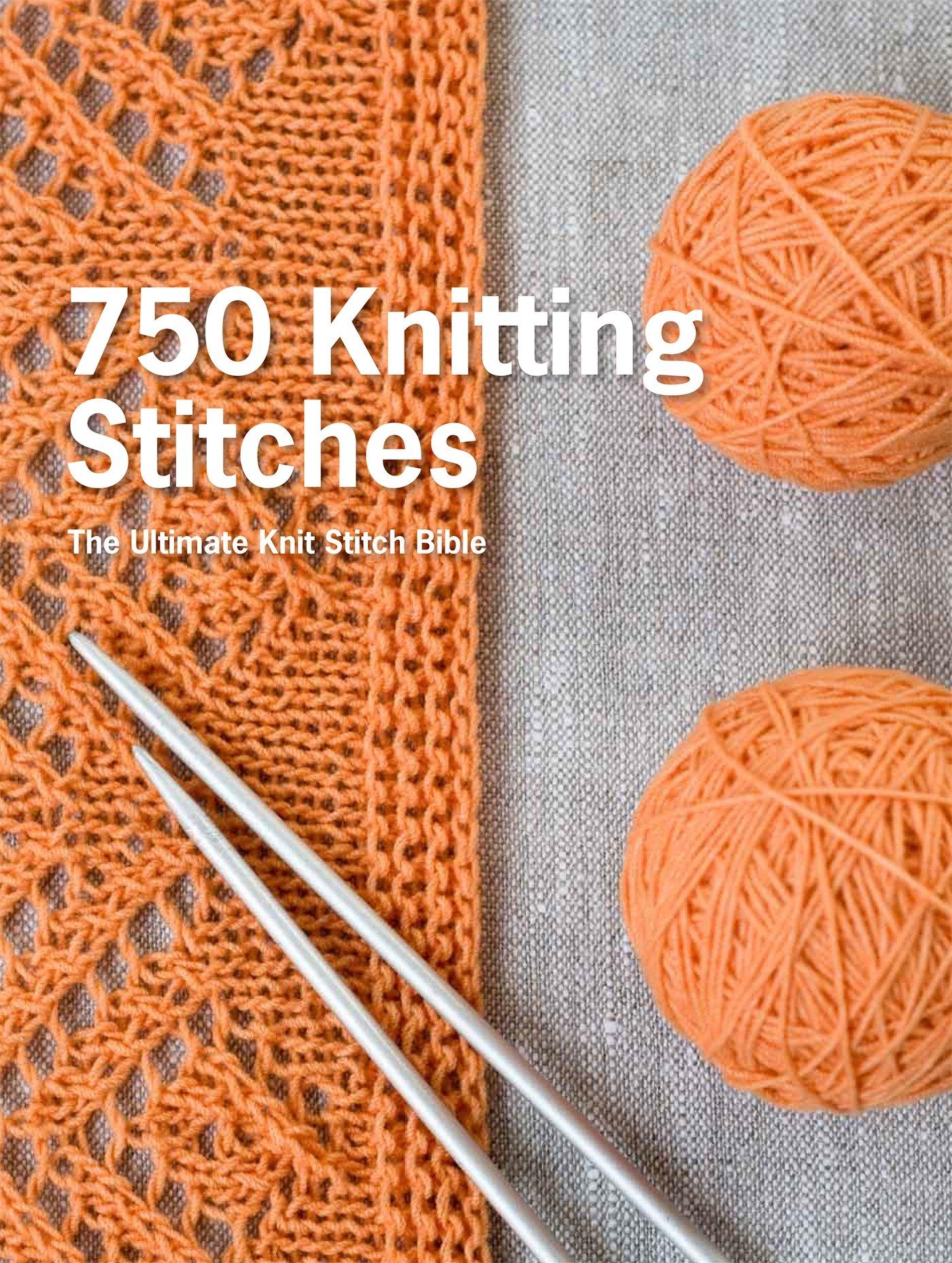 Ultimate Knitting Quiz : Knitting stitches the ultimate knit stitch bible i