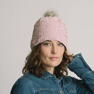 Billie Chenille Hat