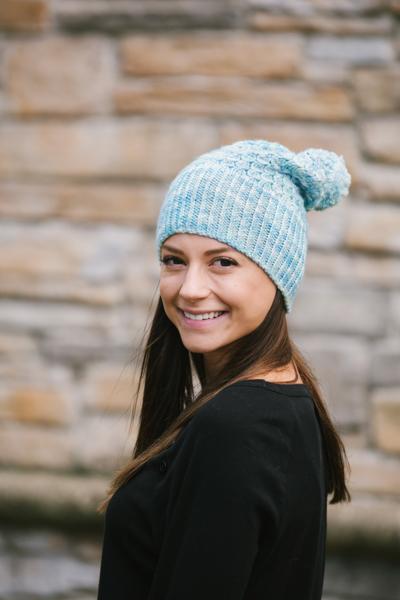 brisk blue hat detail