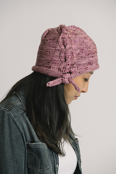 Cat's Cable Hat