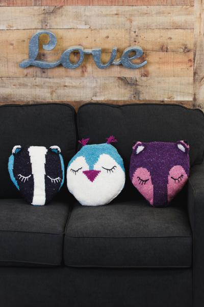 Critter Cushions