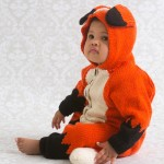 Frankie the Fox Onesie 1
