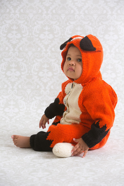 Frankie the Fox Onesie