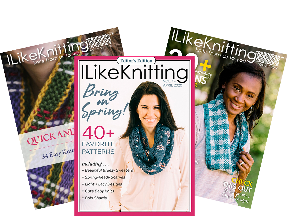 I Like Knitting Magazine
