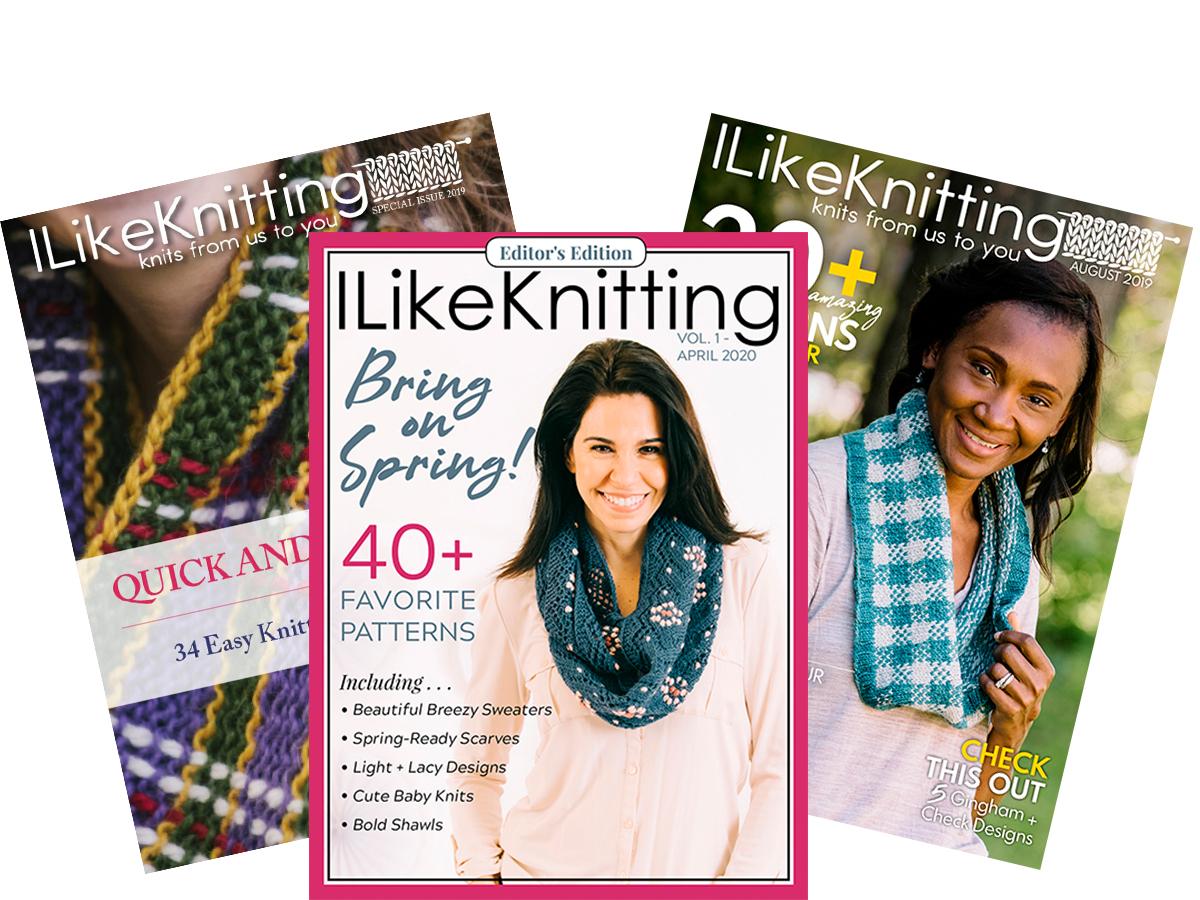 I Like Knitting Magazine