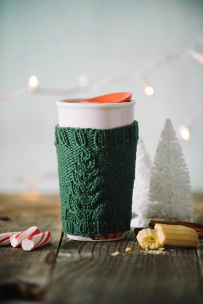 Blue Spruce Mug Cozy