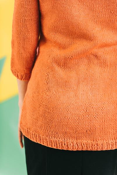 Tangerine Zest Pullover 3