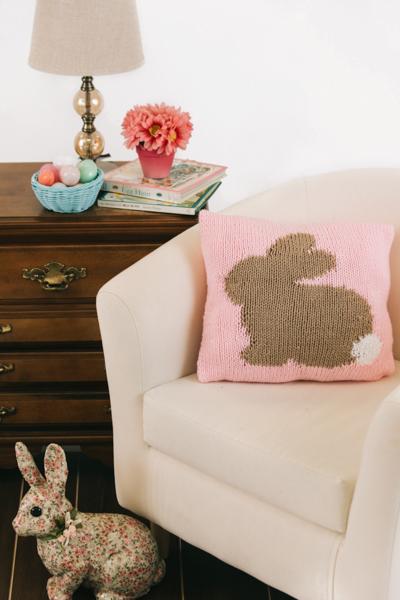 Peter Rabbit Pillow + Blanket Set