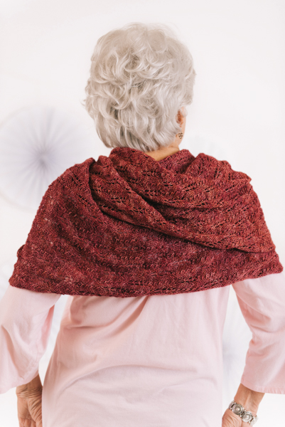 Shawl You'll Ever Need back