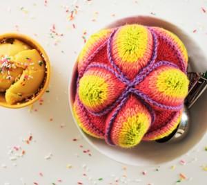 Rainbow Sorbet Puzzle Ball
