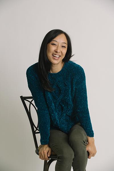 Junie Chenille Sweater