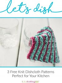 Let's Dish freebie cover