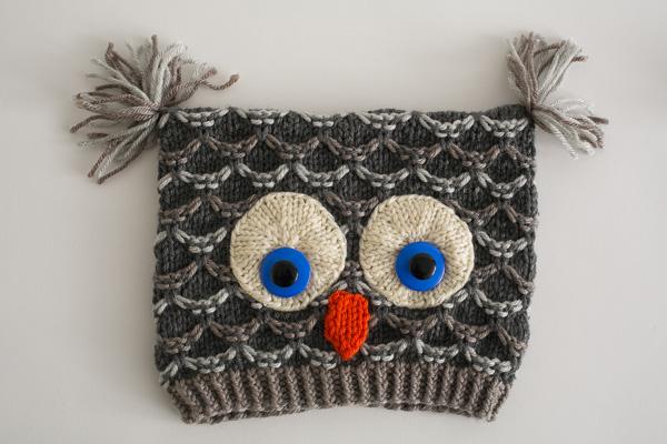 oliver the owl hat