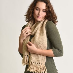 Beginner Broken Rib Scarf
