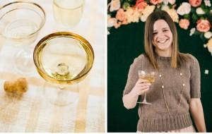 Riesling and Romantic Vineyard Top
