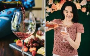Strawberry wine and Strawberry Wine Top