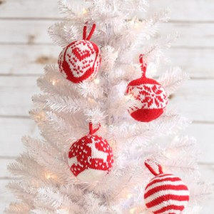 Stunning Stranded Ornaments