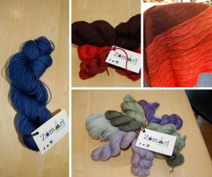 Zomari yarn