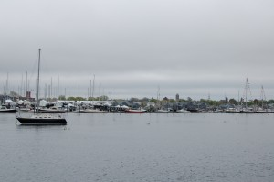 Boat yards of Barrington