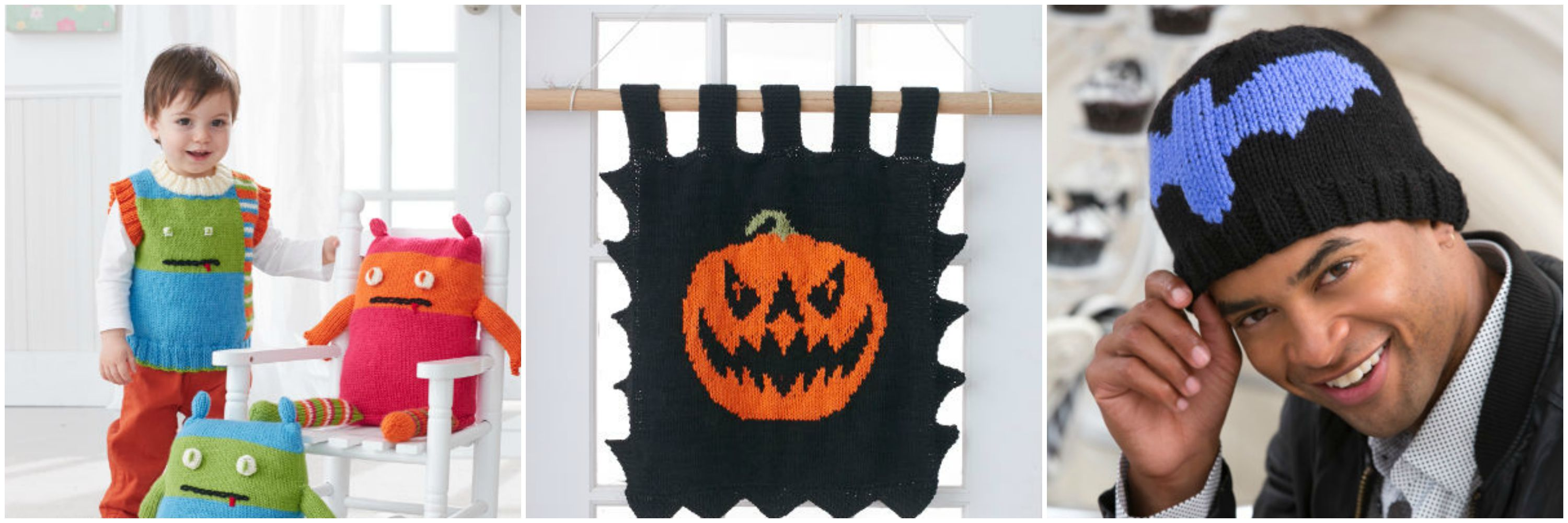 BOO! Our Spookiest Halloween Knitting Patterns - I Like Knitting