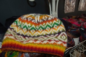 hat by laurie