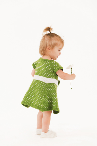 Green Whimsy Dress 2