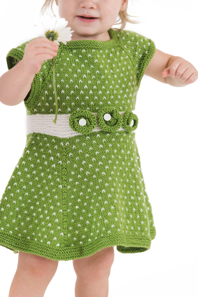 Green Whimsy Dress 3