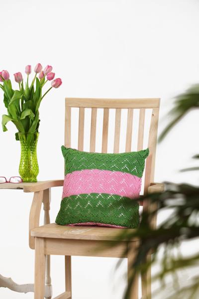Greenhouse Pillow