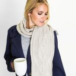 Lakeland Cables Scarf