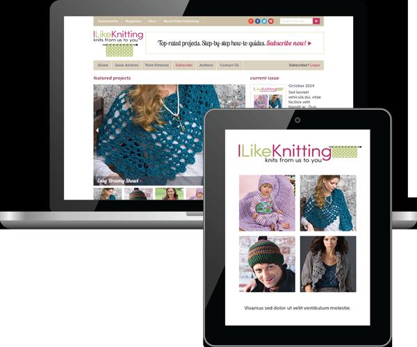Website & Tablet