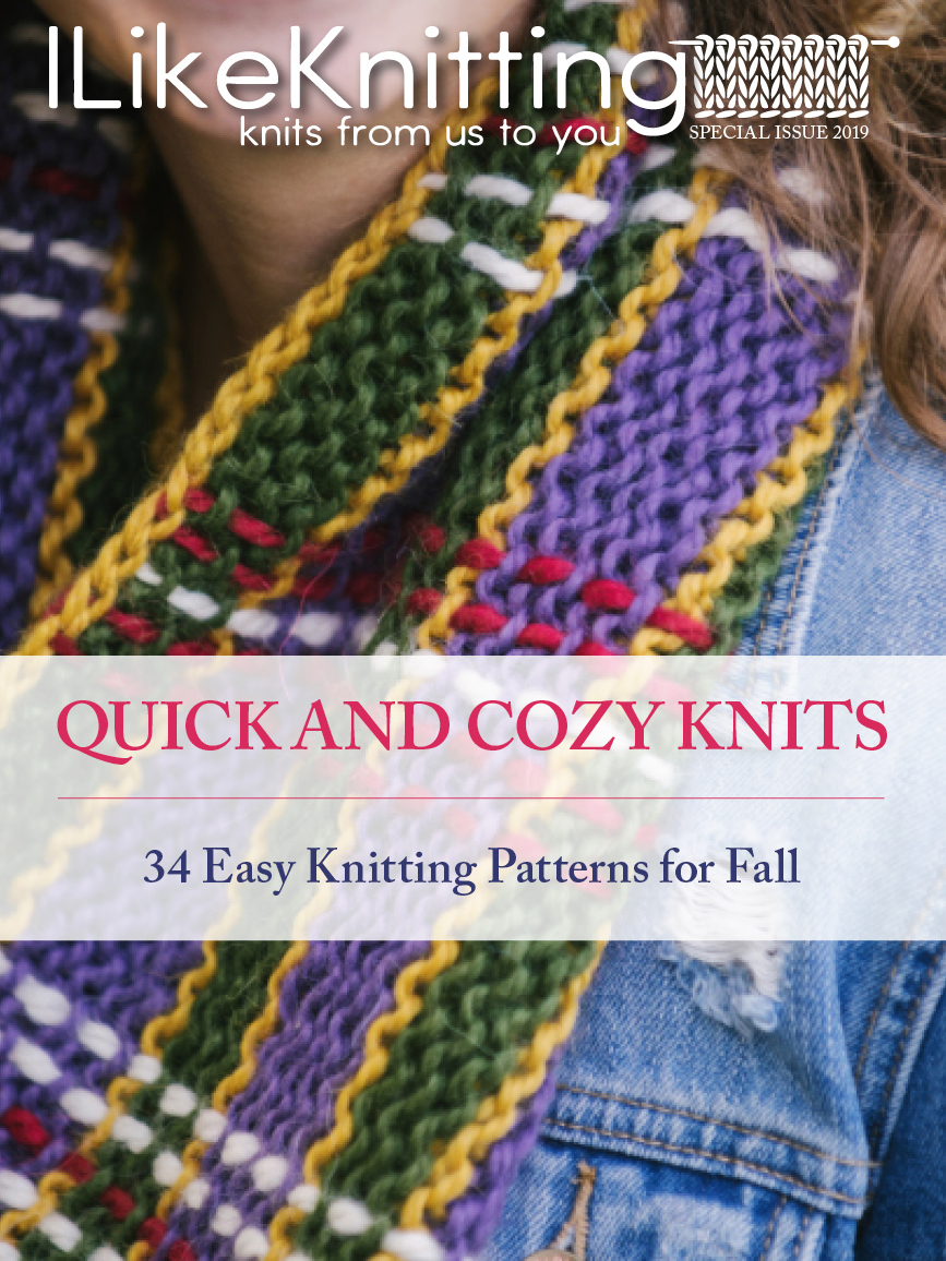 Quick and Cozy Knitting Patterns Special Issue