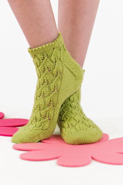 leaf socks