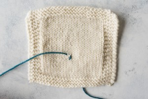 Step 3 Duplicate Stitch