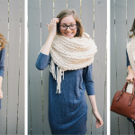 Super Scarf Knitting Pattern