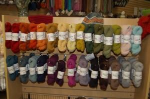 Swans Island yarn